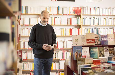 """Christophe André : «Le libraire est aussi un thérapeute """""""