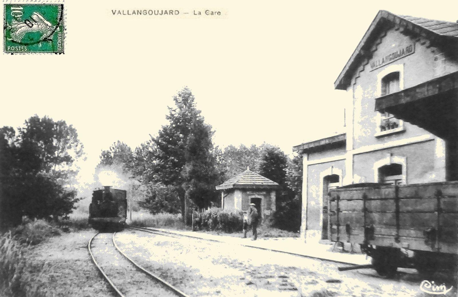 Ancienne Station (gare) de Vallangoujard (95) suite 5