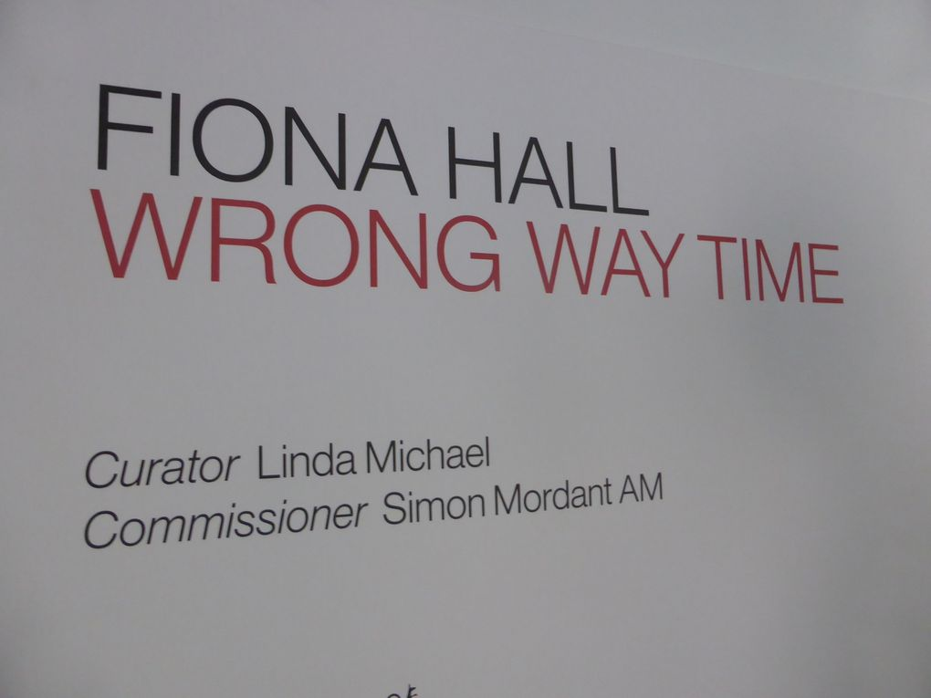 Wrong Way Time. Pavillon de l'Australie, Giardini © Le Curieux des arts Gilles Kraemer. 56ème exposition Internationale d'Art - la Biennale di Venezia. 7 mai & 27 octobre 2015
