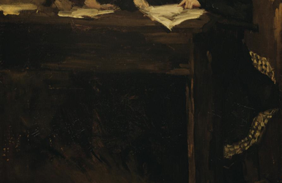 Louise Michel / Gustave Courbet