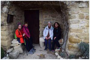 Vendredi 25 Mars : Rando culturelle à Chamaret