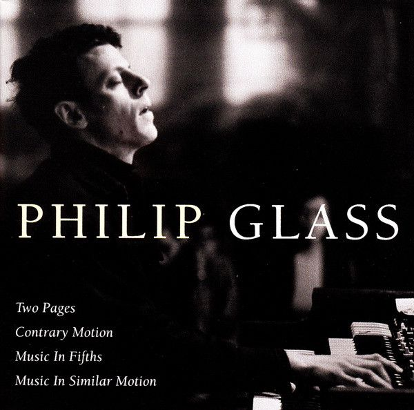 Philip Glass - Two pages, pour intonation juste, et autres versions...