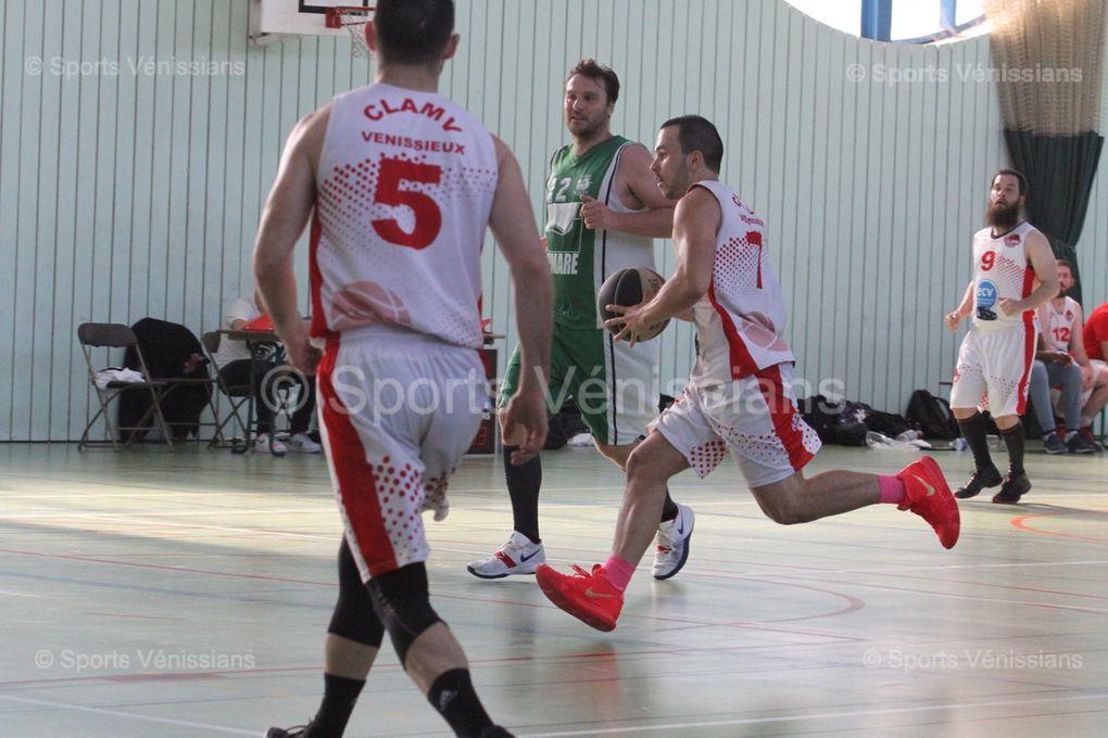 Le CLAMV Basket a enregistré sa sixième victoire de suite.