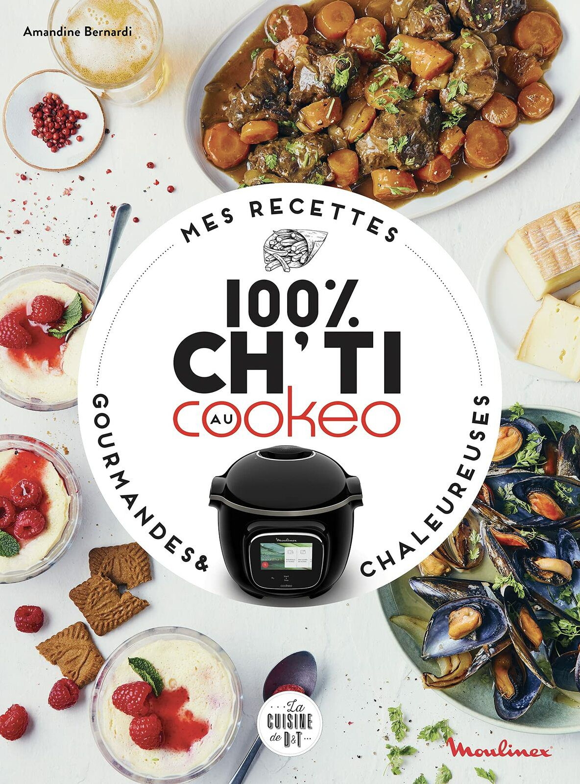 mes recettes chti cookeo