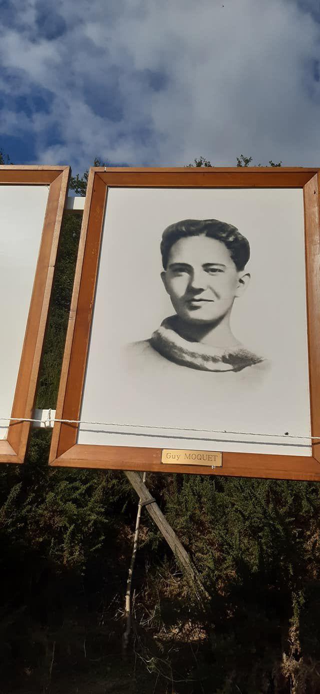 Châteaubriant - 18 octobre 2020 - hommage à nos camarades pour le 79e anniversaire des exécutions des 27 otages communistes de Châteaubriant à La Sablière