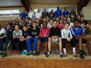 France vétérans et France par équipe senior : Adam Guebre et Moustapha Doumbia en bronze