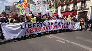 Déclaration du PCF : Le 12 juin, marchons pour les droits et les libertés, pour une République sociale et démocratique