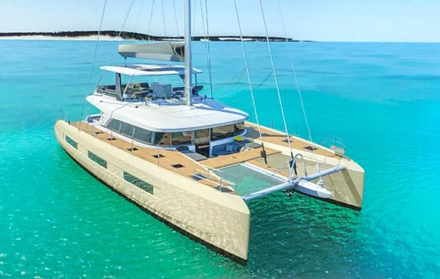 Scoop - the future Lagoon Sixty 5 unveiled at opening of the Cannes Yachting Festival