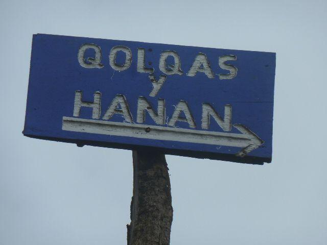 Cuzco, choquequirao a pied.....