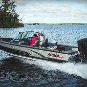 BRP (Evinrude) enters boat construction, by acquiring US Alumacraft Boat company - Yachting Art Magazine