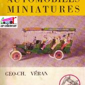 REPERTOIRE MONDIAL DES AUTOMOBILES MINIATURES - GEO-CH. VERAN - WORLD DIRECTORY OF MODELS CARS - car-collector.net