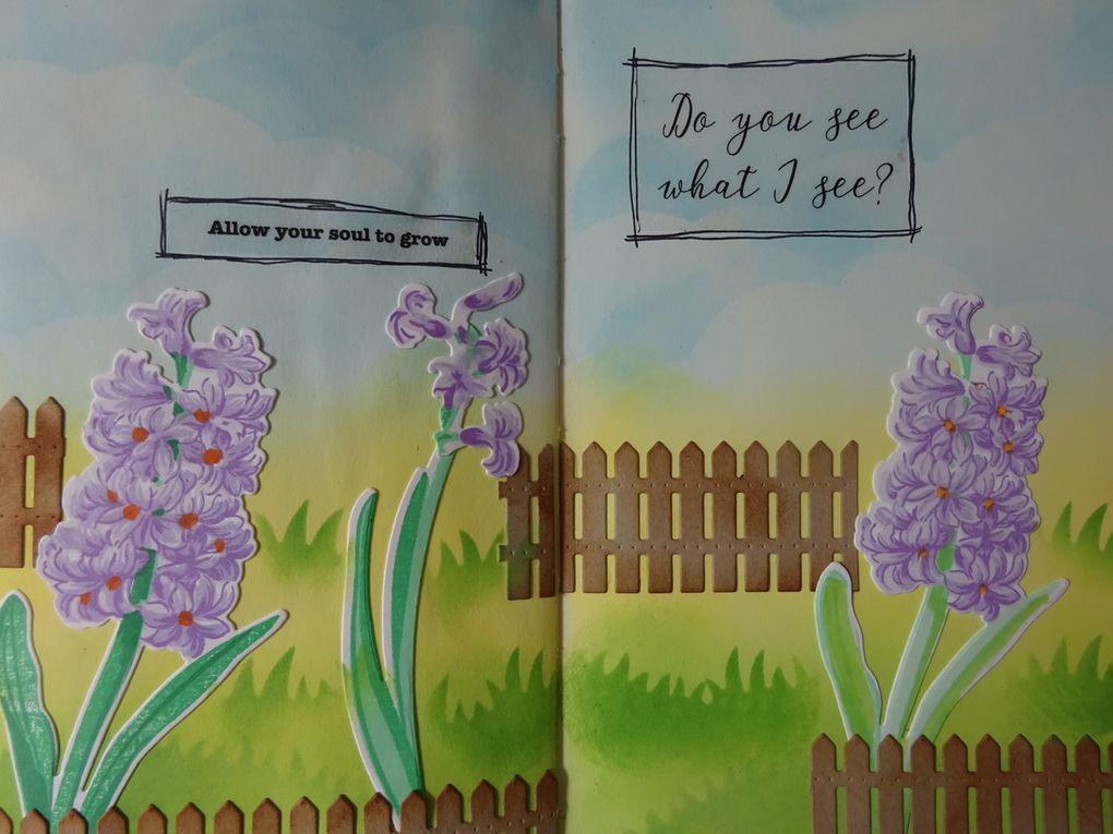 [Art journal] jacinthe