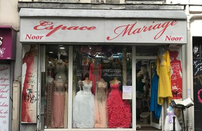 Magasin barbes robe