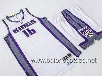 Comprar camiseta Sacramento Kings 2016-17 €19.99