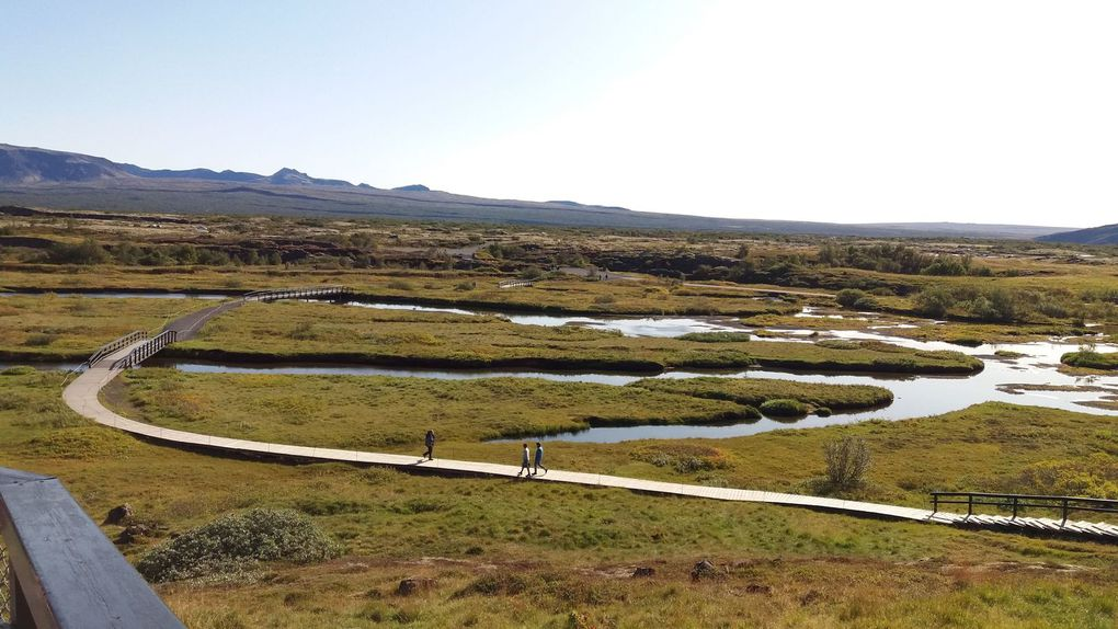 Parco del Thingvellir - Islanda