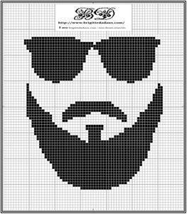 Grille du vendredi : La barbe !