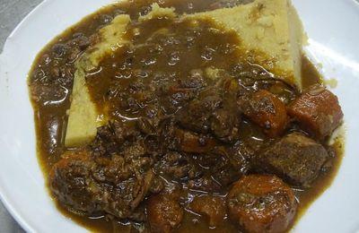 Daube de bœuf à la Niçoise - Doba Nissarda