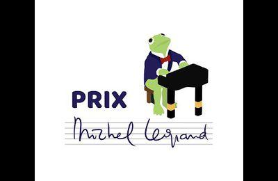 1ère Edition du prix Michel Legrand