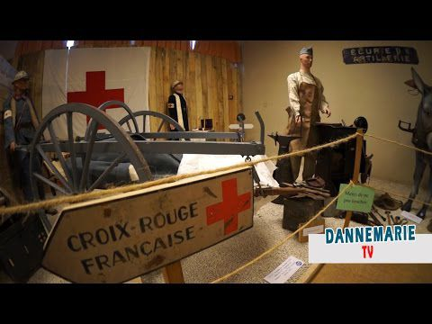 La plus incroyable des collections sur la Première Guerre Mondiale dévoilée à Dannemarie