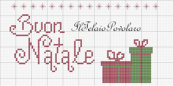 Un piccolo schema natalizio  per la nuova piattaforma ..