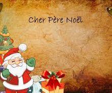 Ma lettre au Père Noël 2019 !