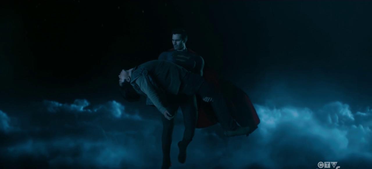 Critiques Séries : Superman and Lois. Saison 1. Episode 4.