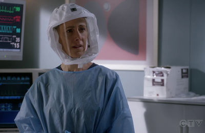Critiques Séries : Grey's Anatomy. Saison 16. Episode 17.