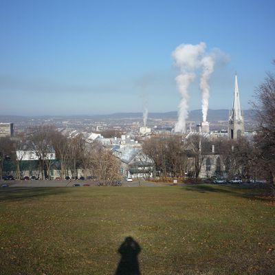 Québec ... (fin novembre 2009)