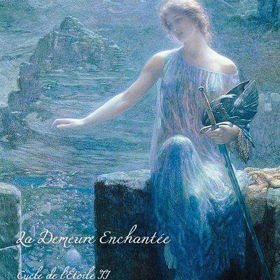 """Personnages du """" Cycle de l'Etoile """" ( II , 2 ) - La Demeure Enchantée ."""