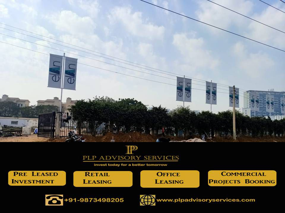 Elan Sector 66 Gurgaon-new commercial project by Elan Group in sector 66 Gurgaon