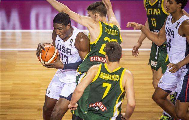 Coupe du monde FIBA des U19 : USA vs Mali, une affiche de rêve