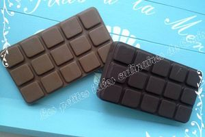 Tablette de chocolat personnalisable