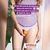 La campagne très décalée de Naturalia ! (Diaporama) #abricot - SANSURE.FR