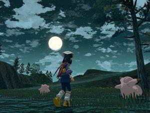 #LegendesPokemonArceus  se dévoile en images ( #Pokemon )