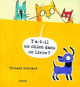 Y'a-t-il un chien dans ce livre ?