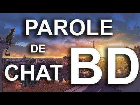 Sortie livre : BD Parole de Chat - Tome 1 - Le Manoir
