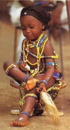 Imágenes y mapa del continente africano.- El Muni.