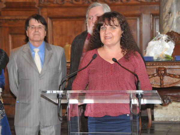 Lidia Garcia, les santons d'Analy  prix du meilleur santon 2015