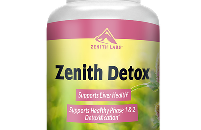 Zenith Detox - how to do a liver cleanse
