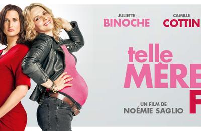 TELLE MÈRE, TELLE FILLE avec Camille Cottin et Juliette Binoche - Quand ta mère tombe enceinte… en même temps que toi !  La Bande Annonce