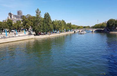 Flaner dans Paris (Juillet 2020)