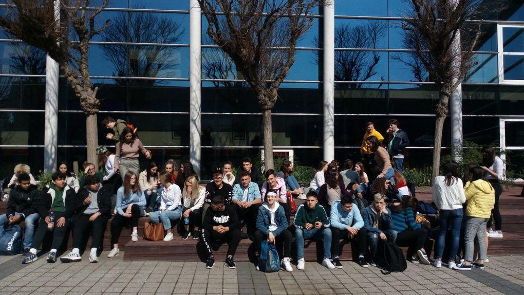 La série européenne s enchaine avec 7 pays à Dunkerque et 100 jeunes!