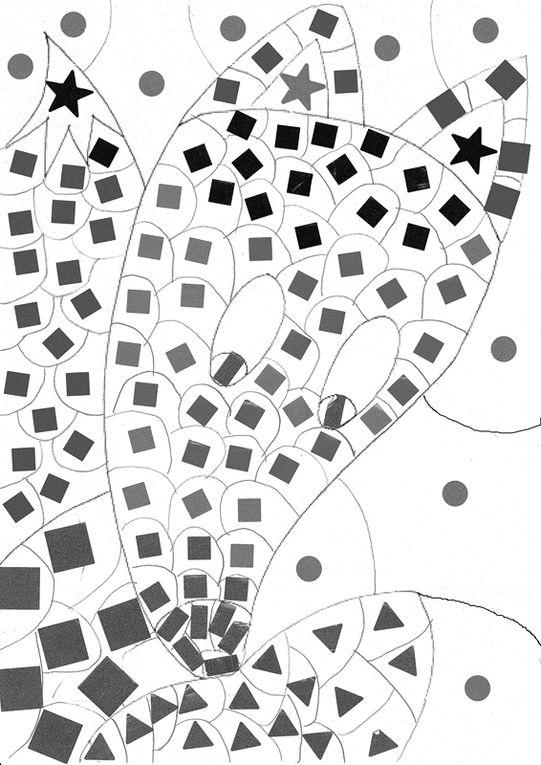 """... à partir des illustrations du livre """"Le coquelicot qui se sentait tout seul"""". Une partie de ces créations est éditée dans la partie jeux de l'édition franco-allemande du livre: """"Le coquelicot qui.../ Der Klatschmohn, der..."""""""