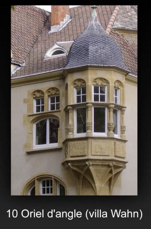 Metz : le quartier impérial (voyage en Lorraine - octobre 2020)