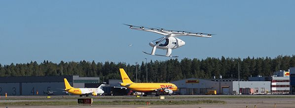 SESAR JU GOF U-space project: Final demo with piloted air taxi flight successfully completed