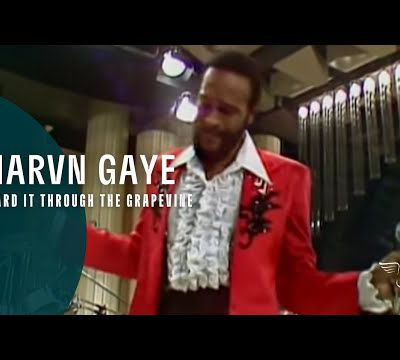 Marvin Gaye - Heard It Through The Grapevine
