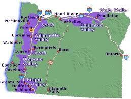 Viticulture en Oregon