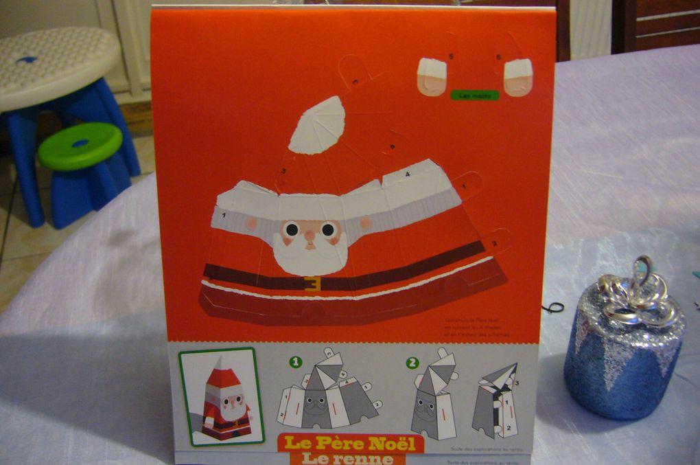 Nos pliages de Noël pour un décor enchanté avec les Editions Lito