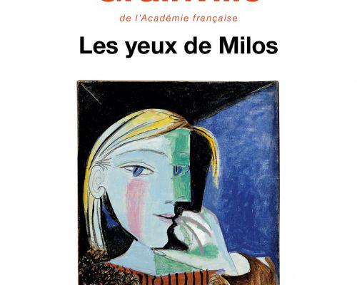 Les yeux de Milos - Patrick Grainville
