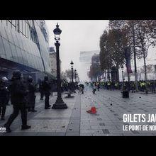 Gilets Jaunes : le point de non-retour (taranis)